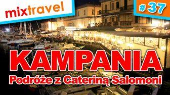 #37 Neapol - Kampania z Cateriną