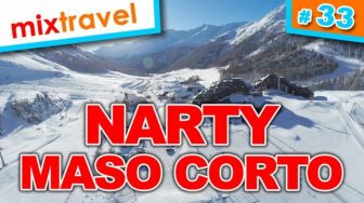 #33 Maso Corto (Kurzras) - Narty