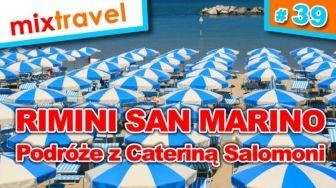 #39 Rimini, San Marino  z Cateriną