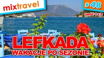 #48 Lefkada - wakacje po sezonie