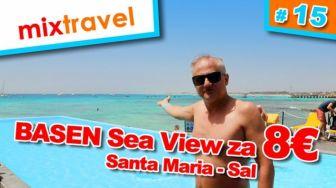 #15 Basen Sea View - Santa Maria