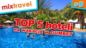 #8 Gumbet Bodrum TOP 5 hoteli