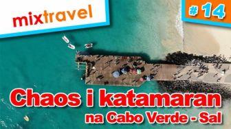 #14 Katamaran na Cabo Verde