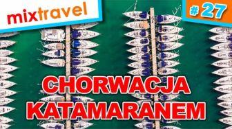 #27 Chorwacja katamaranem